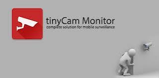 ဖုန္းကို CCTV လွ်ိ႕၀ွက္ကင္မရာ ေလးနဲ႔ခ်ိတ္ၿပီး တိုက္ရိုက္ၾကည့္ႏိုင္တဲ့ - tinyCam Monitor PRO v6.6.1 Apk