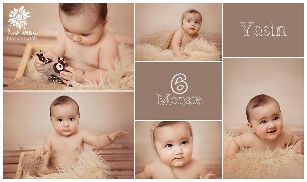 6 Monate Jung Yasin Baby Fotos In Regensburg Fotograf Roma Swietlik