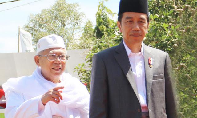 Tim Jokowi-Ma'ruf Diminta Taati Larangan Kampanye di Pesantren