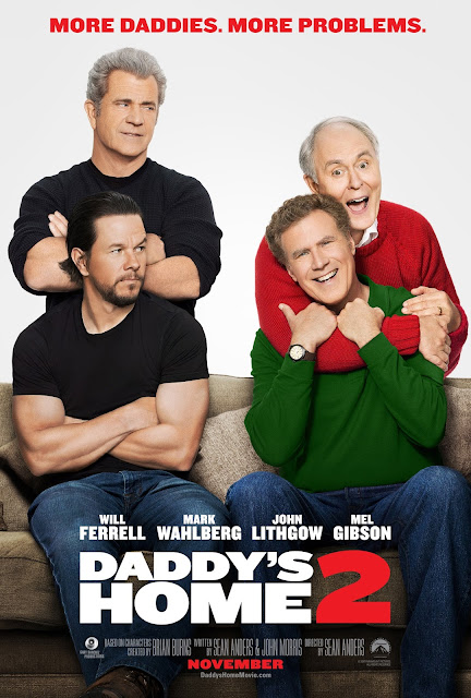 Daddy's Home 2 (2017) ταινιες online seires xrysoi greek subs