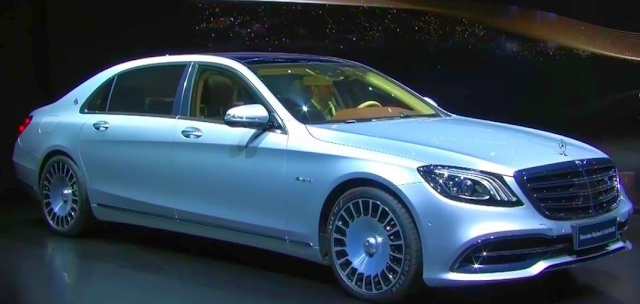 2018 Mercedes S680 Price and Reviews