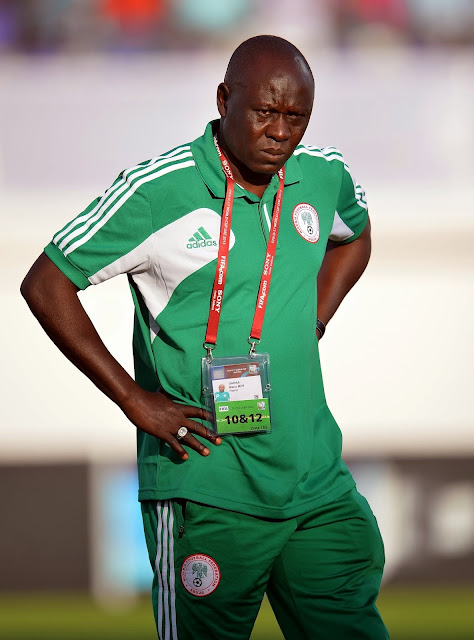 Golden Eaglets Stranded After NFF Pay Them 5,000 Naira Each