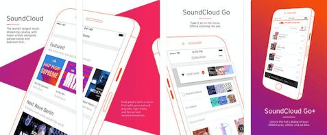 تطبيق ساوند كلاود SoundCloud