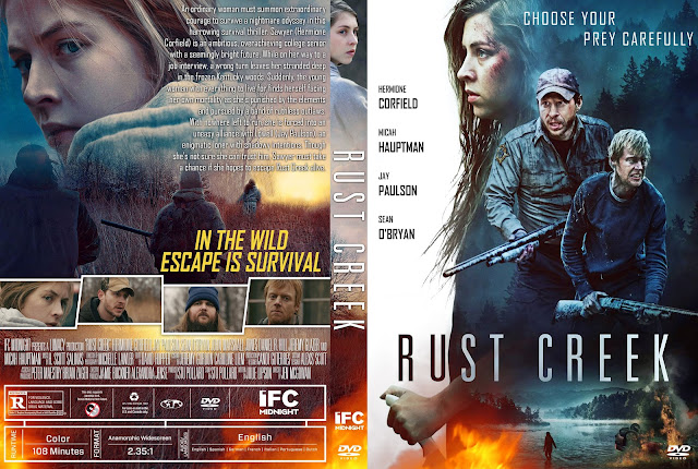 Rust Creek DVD Cover