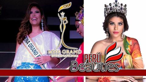 Miss Grand Panama 2018