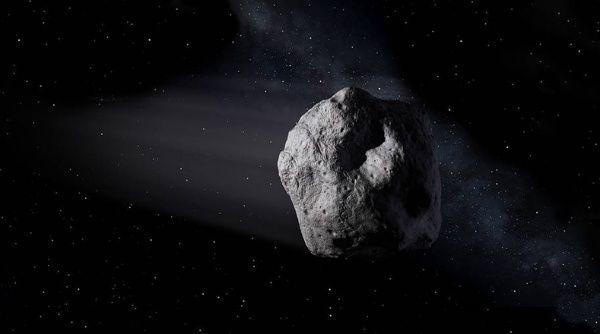 Asteroide atraviesa el Sistema Solar y se apróxima a la Tierra