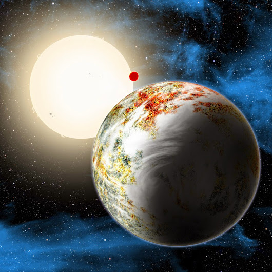 Kepler-10c: Our planet's super-hot, overweight cousin