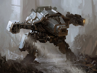 Walking War Robots Apk Mega Mod + Data OBB v2.8.0 VIP Mod (Unlimited Ammo)