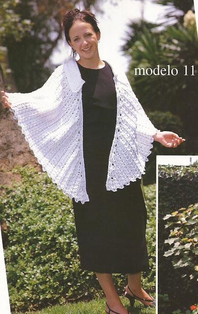 Capa a Crochet