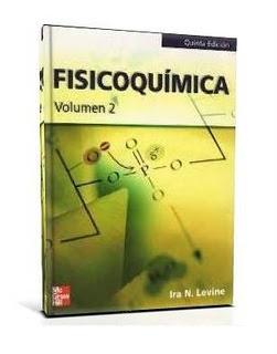 Fisicoquímica Vol. 2, 5ta Edición – Ira N. Levine
