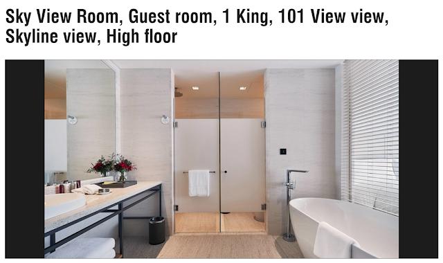 台北萬豪酒店Marriott Skyline用餐和住宿套餐  最高可享3500新台幣餐飲額度