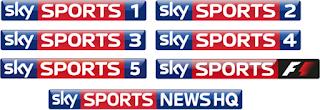 Sky Sports 1 | Sky Sports 2 | Sky Sports 3 izle