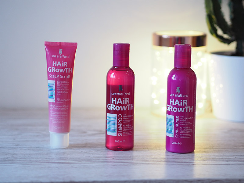 Lee Stafford Hair Growth Product Review