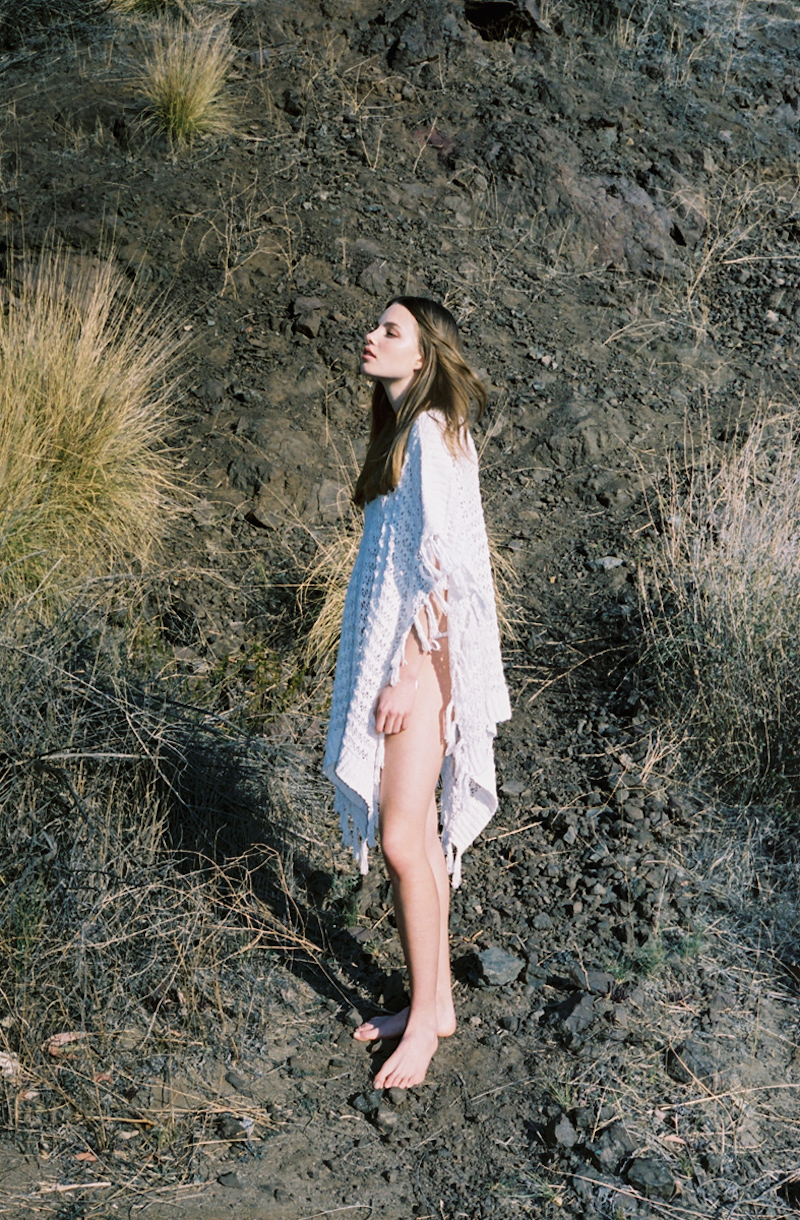 Kristine Froseth by Henrik Purienne for BB Dakota Summer 2016