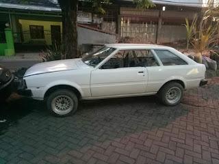 Lapak Bahan Toyota Corolla DX Liftback Coupe 1984 Full Paper