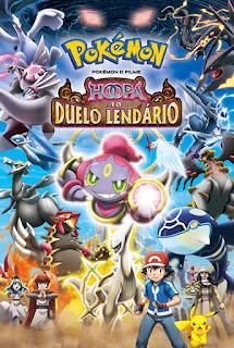 Pokémon O Filme: Hoopa e o Duelo Lendário - BDRip Dublado