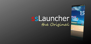 ssLauncher the Original v1.11.6 APK