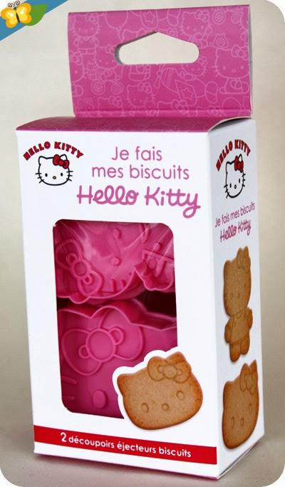 Mes emporte-pièce Hello Kitty