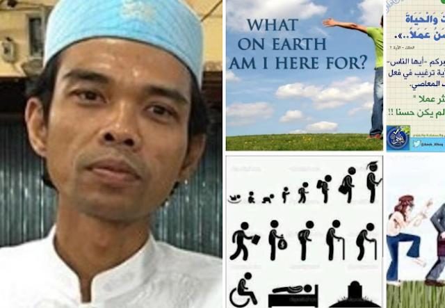 Untuk Apa Kita Hidup? Ini Pesan Mendalam yang Diungkapkan Ustadz Abdul Somad