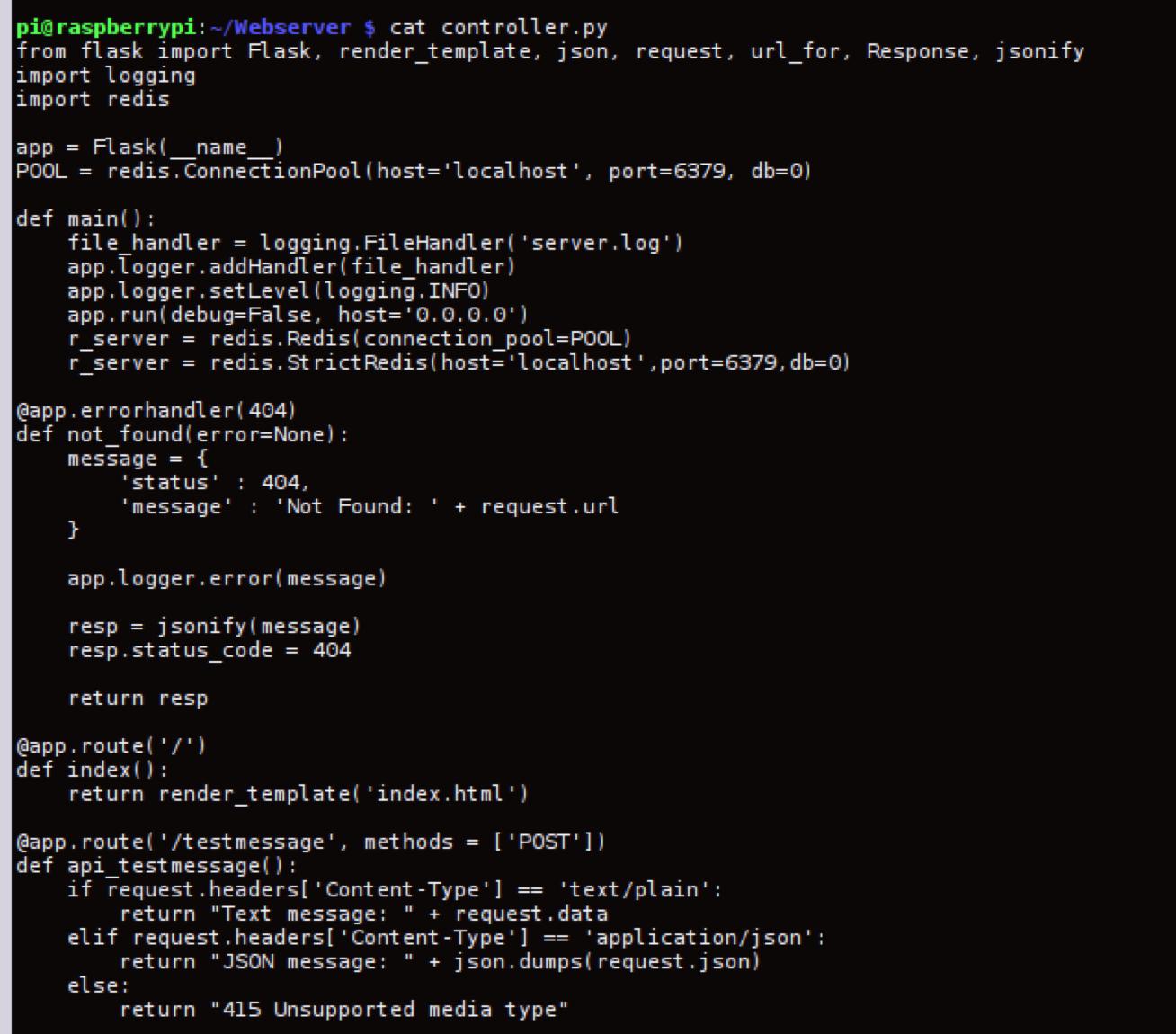 setting up redis on the raspberry pi just random stuff rh mjavery blogspot com