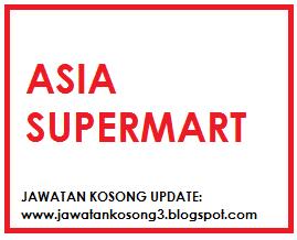 Jawatan Kosong Asia Supermart
