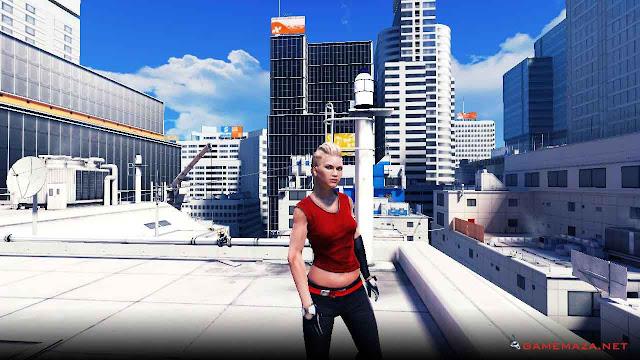 Mirror's Edge Gameplay Screenshot 5