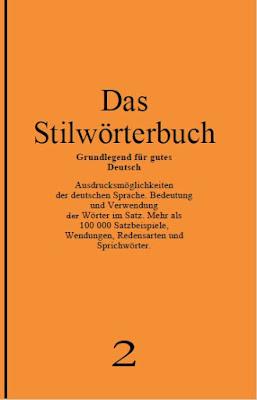 Download free ebook DUDEN - Das Stilwörterbuch pdf