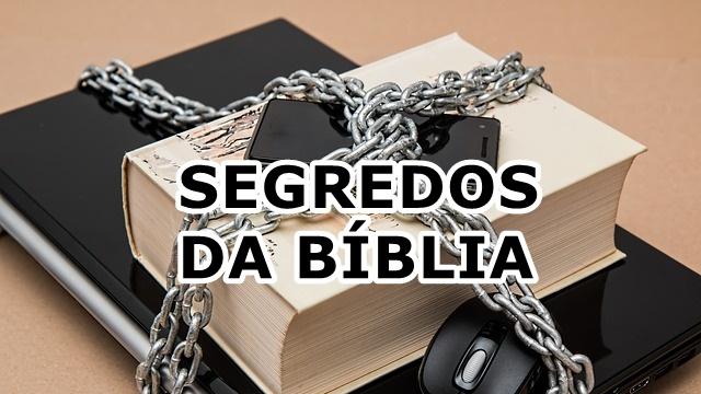 Segredos da Bíblia