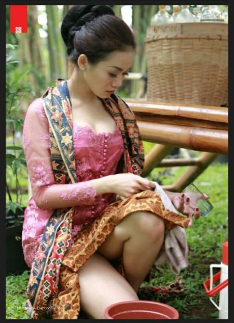 Alya Dior Penjual Jamu Seksi 2