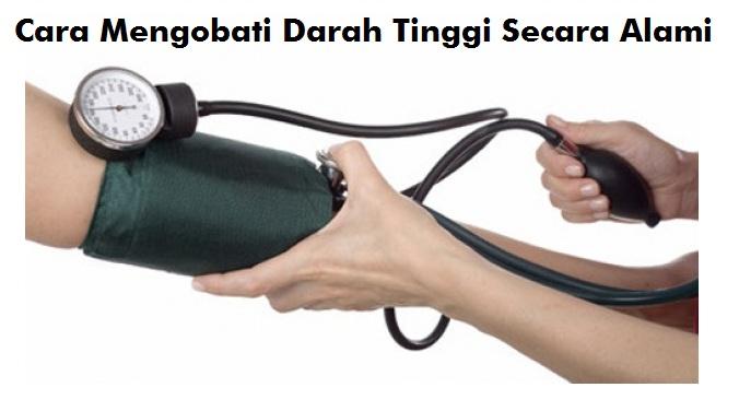 Cara Mengobati Darah Tinggi Secara Alami - cara alami ...