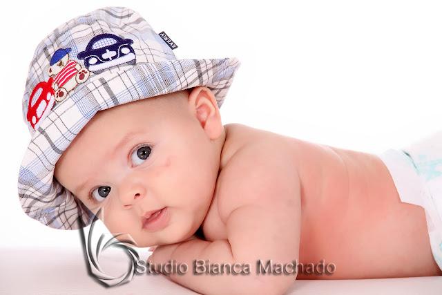 fotos de bebes criativas