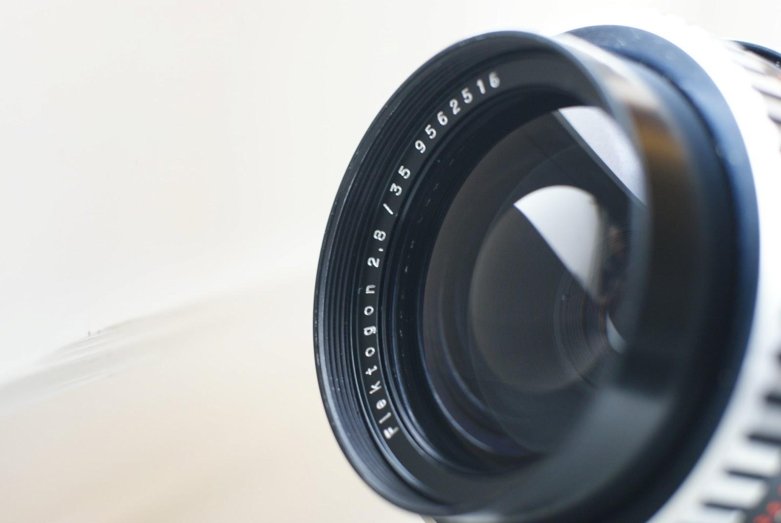 Carl Zeiss Jena Flektogon 35mm f2.8