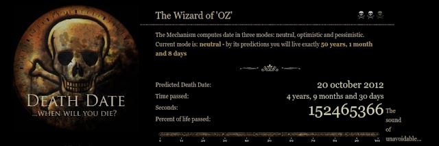 The Wizard is already 4 years overdue. Guess I can die anytime now... ;-)