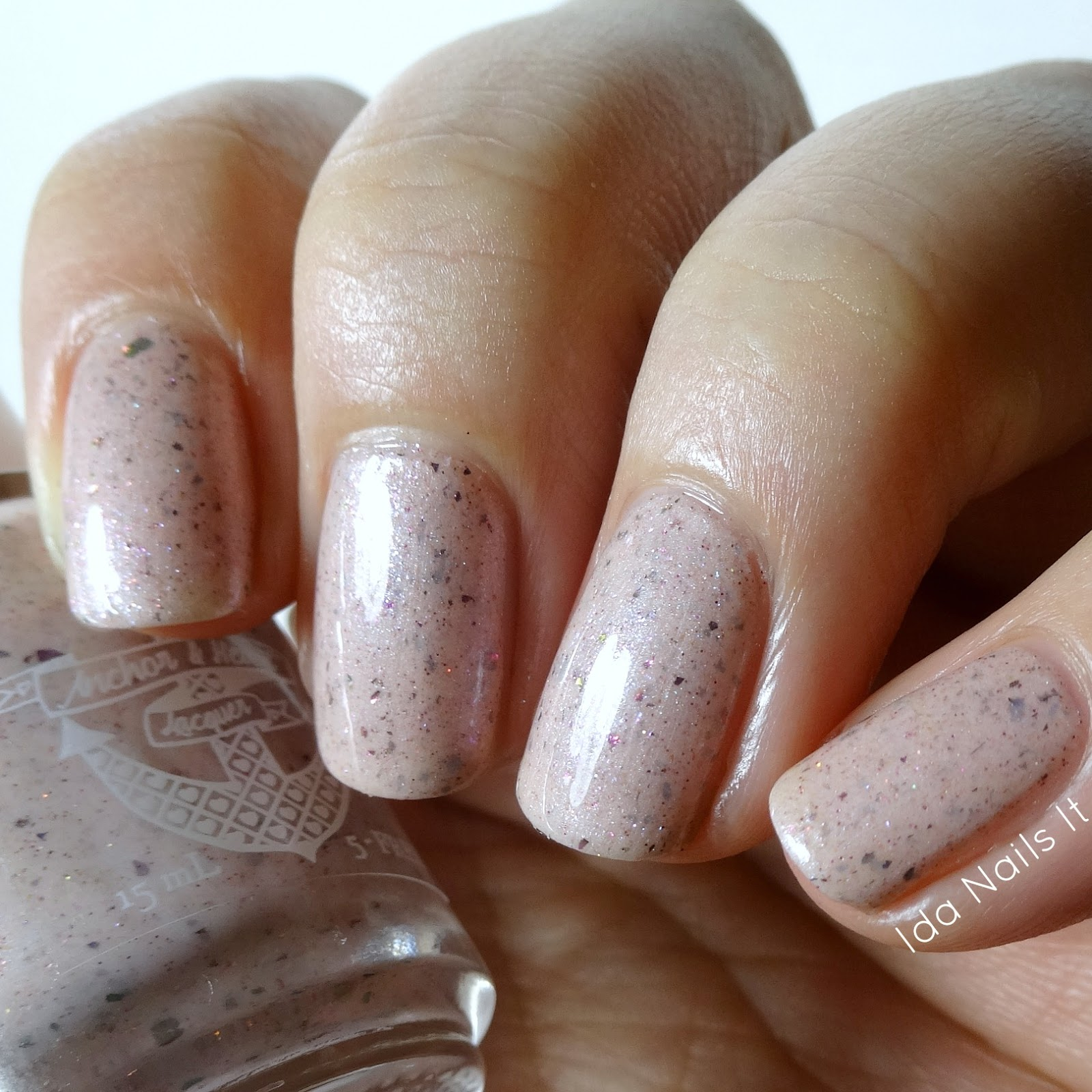 Ida Nails It: Anchor & Heart Lacquer Messages In A Bottle Series ...