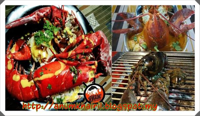 Teringin Makan Lobster Tapi Mahal? Kedai Dekat Damansara Damai Ini Jual RM25 Je!
