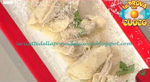Ravioli di quartirolo e castagne ricetta Bongiovanni da Prova del Cuoco