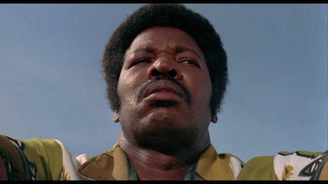 dolemite giving us a great look up his nose
