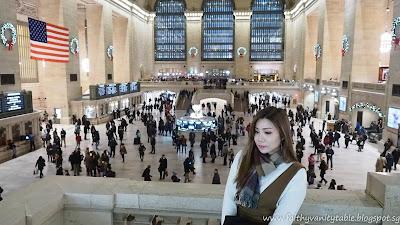 Style Influencer Travel Singapore New York