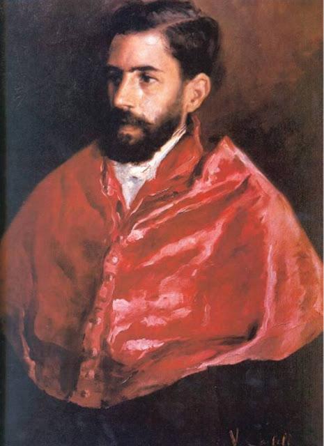 Vicente Castell Doménech, Maestros españoles del retrato, Retratos de Vicente Castell Doménech, Pintor Valenciano, Pintores de Valencia, Vicente Castell