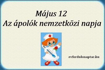 Az ápolónők nemzetközi napja