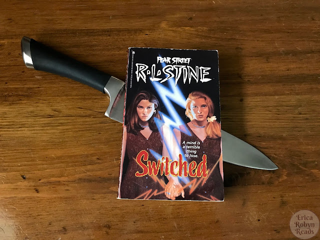 Switched by R.L. Stine book review