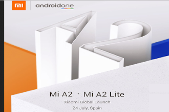 Xiaomi Mi A2 Android One Launching On July 24