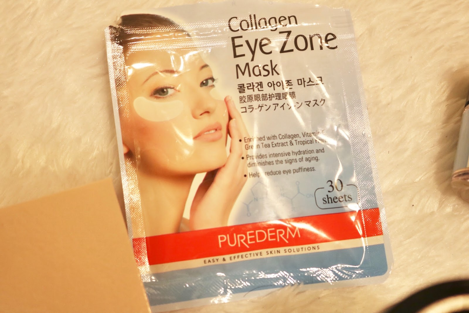 collagen eye masks