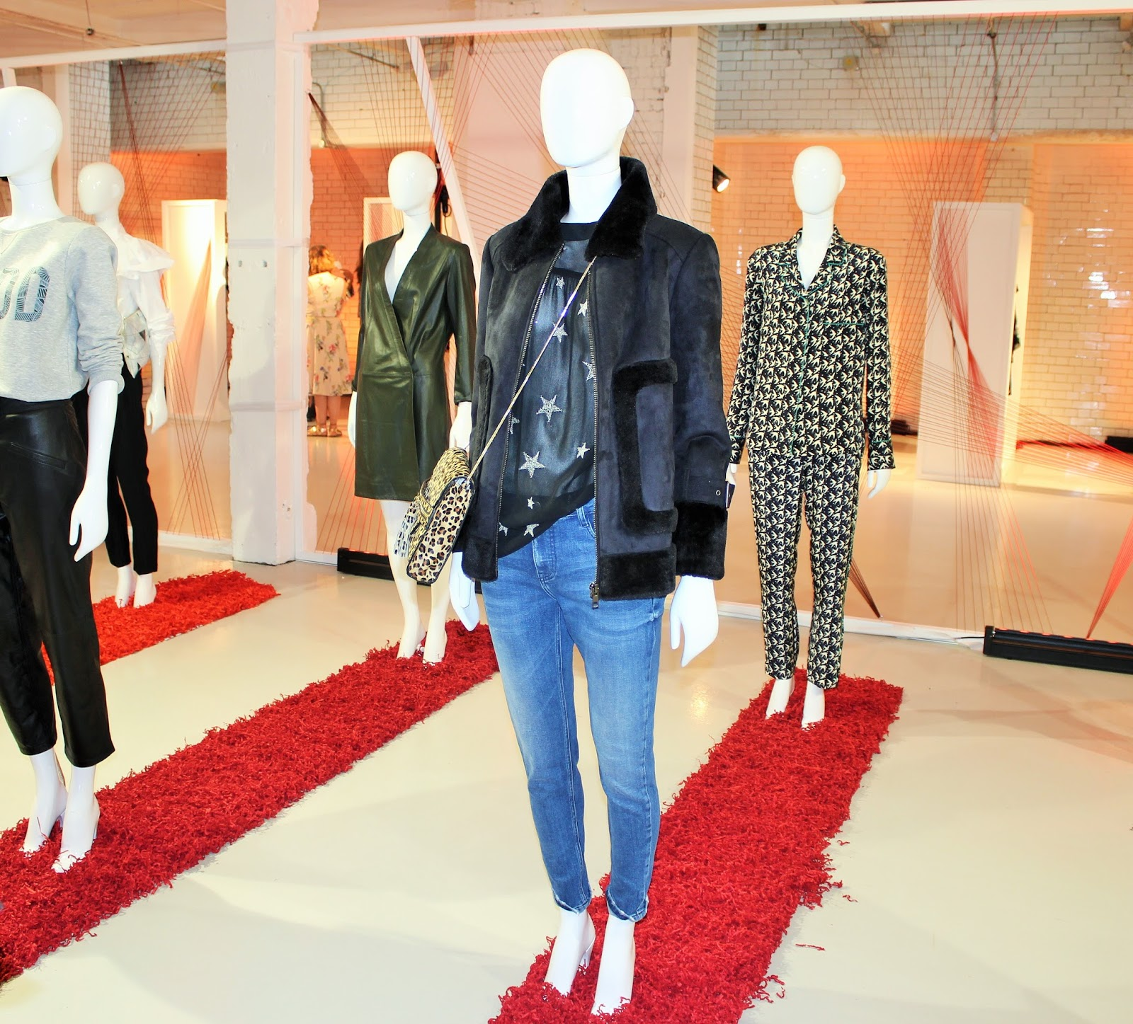 Debenhams Autumn Winter 2016 Fashion and Home Press Event 17