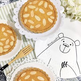 Ide Resep Kue Almond Tart
