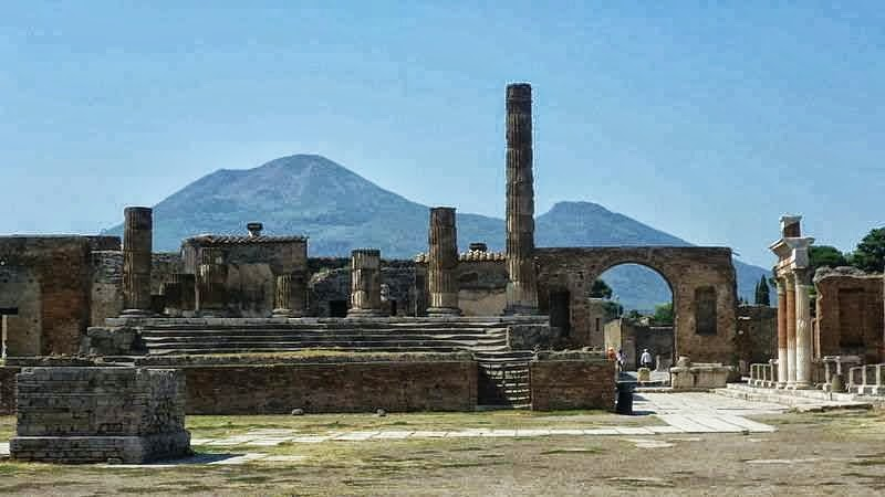 pompeii,italia,wisata italia,kota hilang