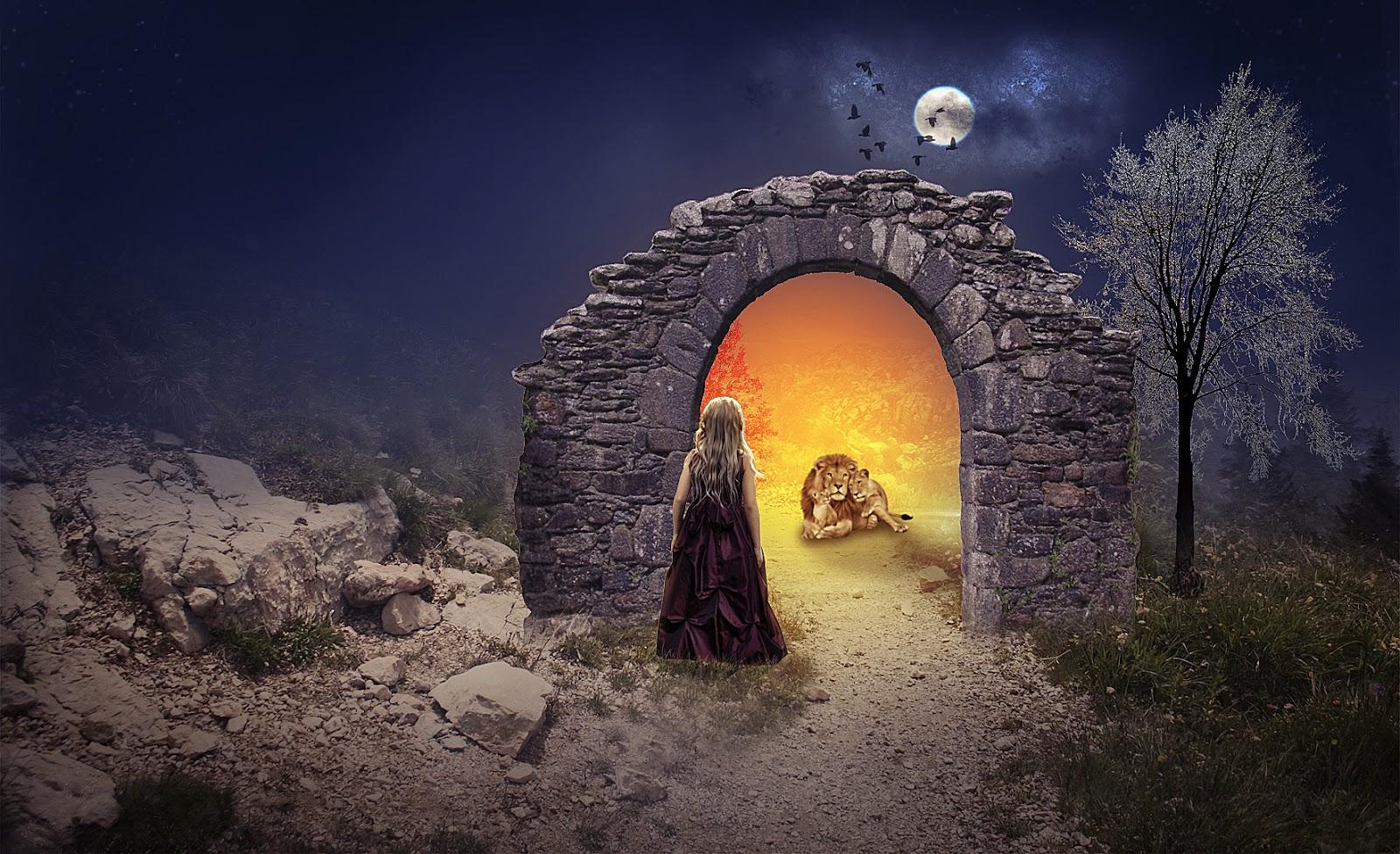 adobe photoshop tutorials my dream photo manipulation
