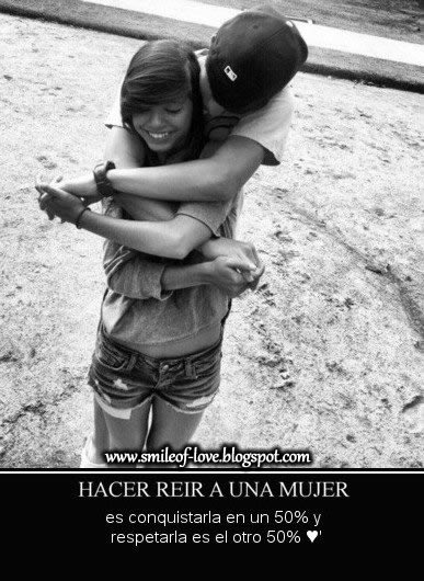 Frases De Corazon Hacer Reír A Una Mujer