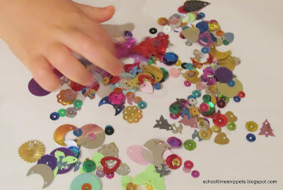 spangles sequin craft