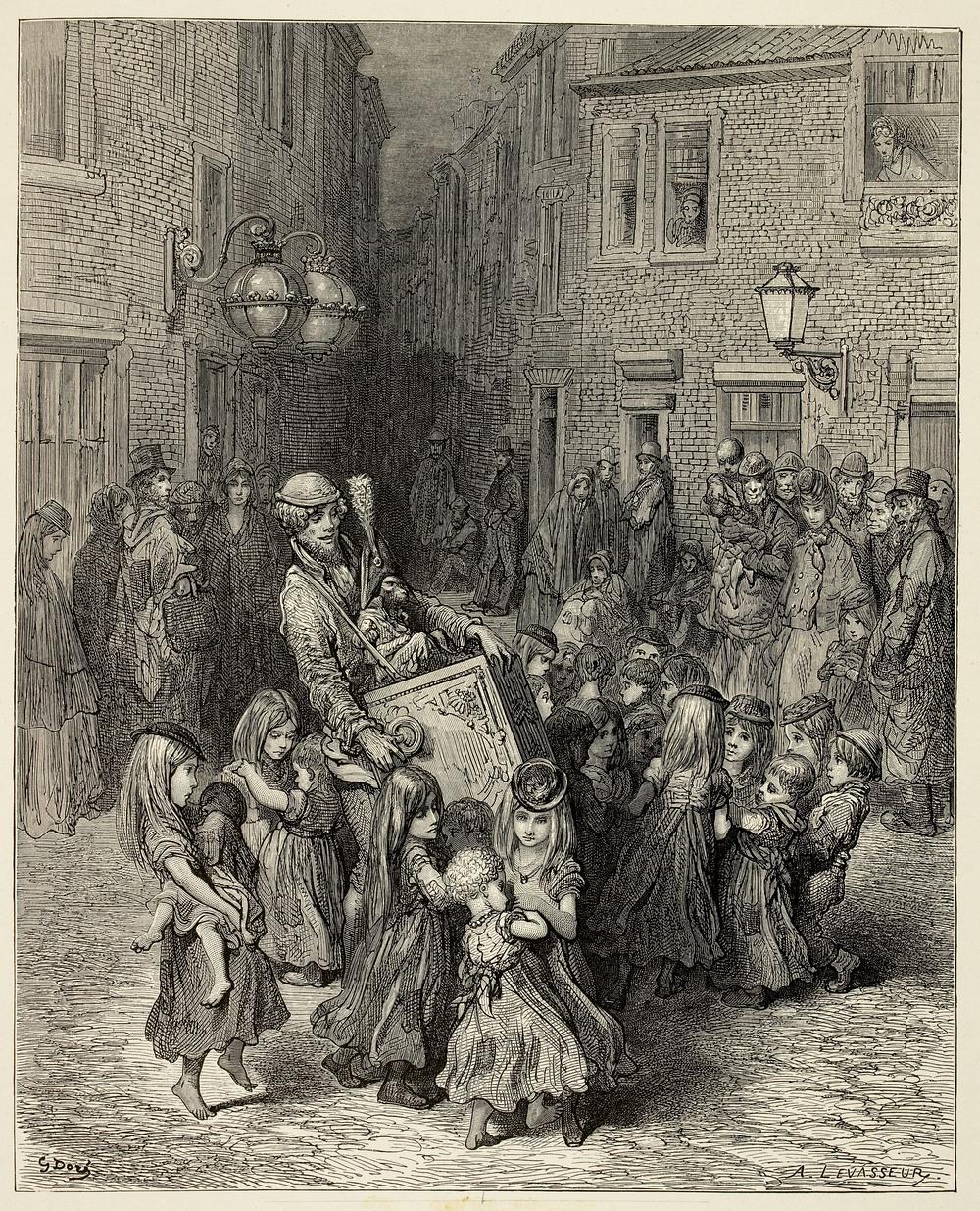 Gustave Doré's Victorian London
